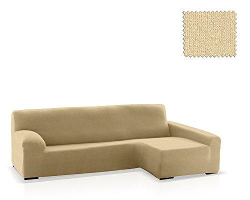 JM Textil Copridivano Chaise Longue Eneasis, bracciolo Destro, Dimensione Standard (220-280 Cm.), Colore 00 (Vari Colori Disponibili)