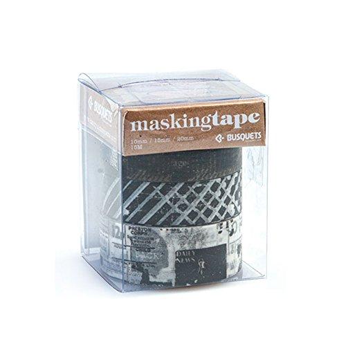 Washi Tape 5Busquets essentials