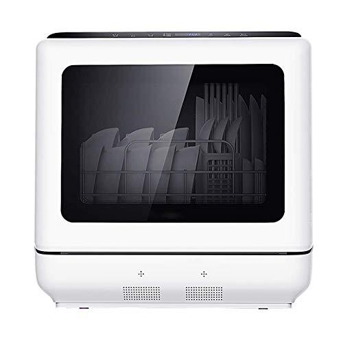 Lave-Vaisselle MéNager Automatique, Nettoyage Par Jet Rotatif Plusieurs Angles Purification Des Aliments, Lave-Vaisselle Comptoir Compact, SéChage Et DéSinfection