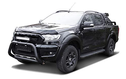 Motorhaubenschutz Insektenschutz Steinschlagschutz passend für Modell 2AB Facelift (2016-)~