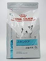 ロイヤルカナン ドッグフード スキンケア 小型犬用 S 3kg