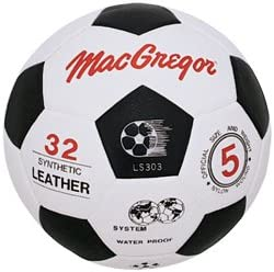 MACGREGOR Molded Same day shipping Synthetic Soccer Luxury goods Ball
