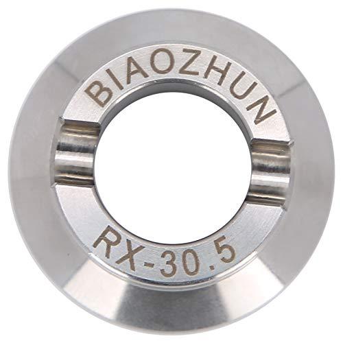Matriz de acero de alta resistencia para caja de reloj Matriz de tornillo para reloj, para relojeros(30.5mm)