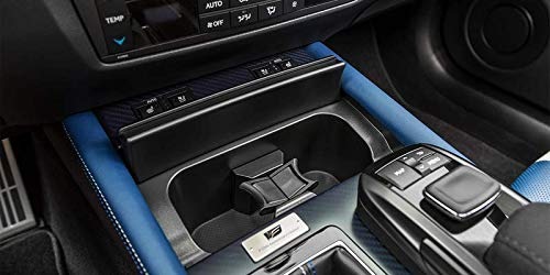 Center Console Cup Holder Insert Divider Barrier Partition Separator for LEXUS GS GS350 GS300 GS450h GS F GS200t GS Turbo 2013 2014 2015 2016 2017 2018 2019 (2013-2019) 13 14 15 16 17 18 19 BRAND NEW
