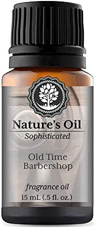 Old Time Barbershop Fragrance Oil 15ml For Cologne Beard Oil Diffusers Soap Making Candles Lotion product image