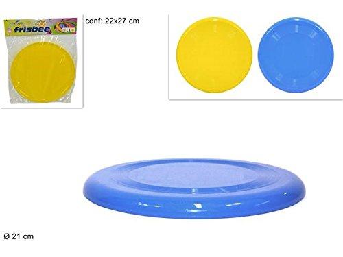 2Esse- Conf.12 Mini Frisbee, Colore Assortiti, 2S_FRISBEE12