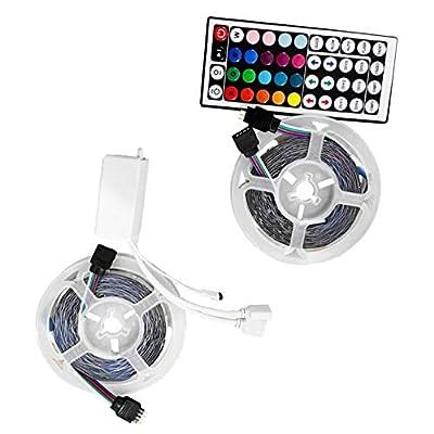 MOKINGTOP - Led Strip Lights Kit, 32.8Ft 3528 S...