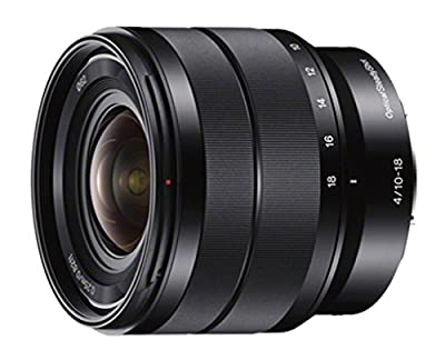 Sony Wide-Angle Zoom Lens by Sony