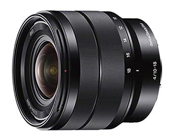 Sony - E 10-18mm F4 OSS Wide-Angle Zoom Lens  SEL1018 ,Black