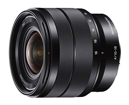 Sony - E 10-18mm F4 OSS Wide-angle Zoom Lens