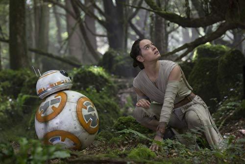 KJHJKH Película de Star Wars/Rey/BB-8,Rompecabezas Madera 1000 Comprimidos,Juguete De Regalo Ideal,Art Decoración:(H-50 cm x M/B-75 cm)