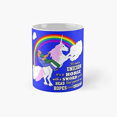 Turkicorn Classic Mug Best Gift Funny Coffee Mugs 11 Oz