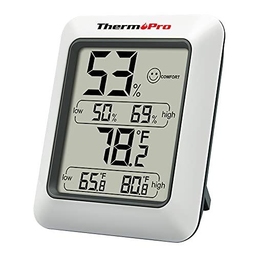 ThermoPro TP50 digitales Bild