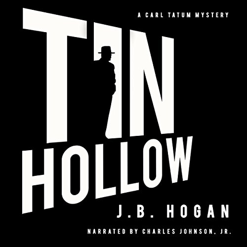 Tin Hollow audiobook cover art
