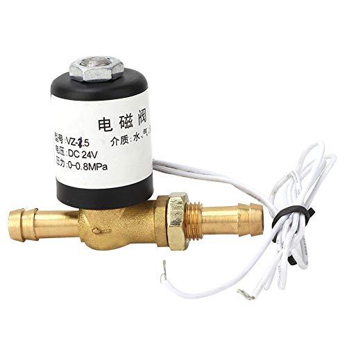 Elektrisches Schweißgerät-Magnetventil 0~0,6 MPa für Argon Lichtbogenschweißen und anderes Reingas AC220V / AC36V / DC24V(DC24V)
