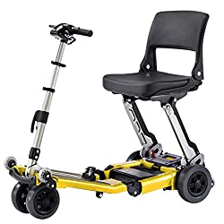 Mobility for the Elderly: Scooter Options That Can Improve