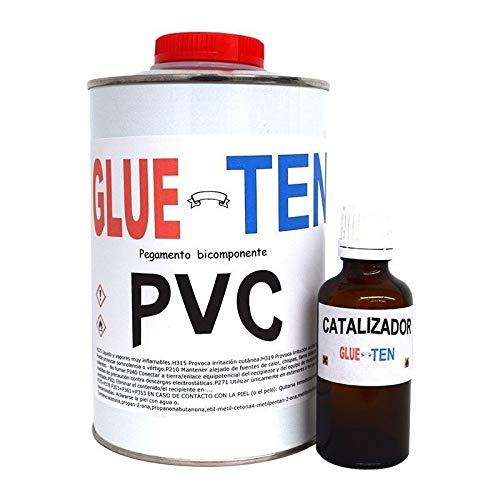 Glueten - Pegamento PVC para Zodiac, Neumáticas y Semirríg