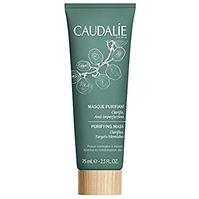 Caudalie Exfoliating and Cleansing Masks, 75 ml,3522930001799 by Caudalie