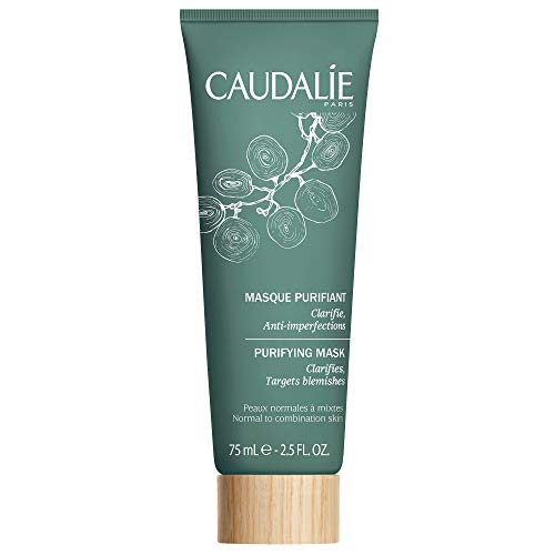 Caudalie Pore Purifying Clay Mask, 2.5 Ounce