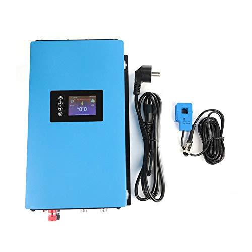 Inversor solar a prueba de agua, inversor solar 1000W / 2000W Inversor 110 / 220V Convertidor de rejilla empate Micro Inversor(2000W45-90VDC-sin wifi)