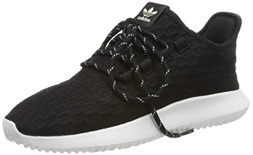adidas Damen Tubular Shadow W Gymnastikschuhe,Schwarz (Core Black/Raw White/Ftwr White Core Black/Raw White/Ftwr White),42 EU