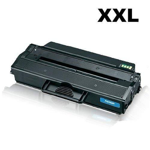 Kompatible Tonerkartusche für Samsung ML-2950ND ML-2950NDR ML-2951D ML-2955DW ML-2955FW ML-2955ND SCX-4726FN SCX-4727FD MLT-D103L MLTD103L MLT-D103 L Black Schwarz XXL