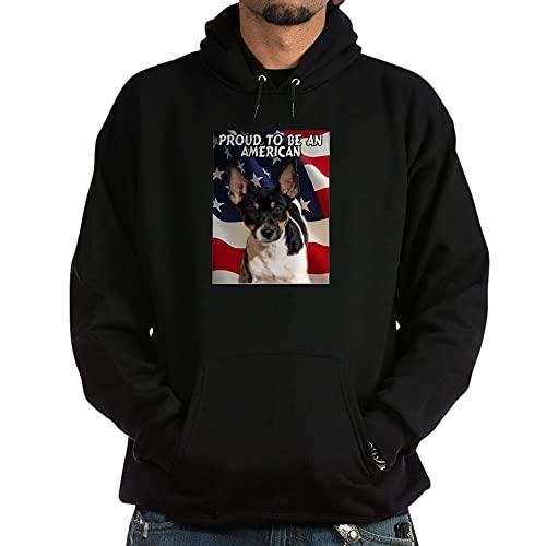 Sudadera con capucha para hombre con diseño de Rickie roo Photo B. Tramm