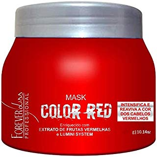 Máscara Red, Forever Liss, 250Gr