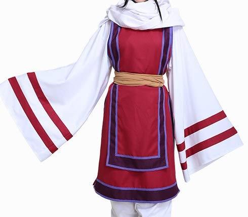 『キングダム 羌瘣 cosplay服 コスプレ アニメ 服のセット 女性用 秦國 飛信隊 (M)』のトップ画像