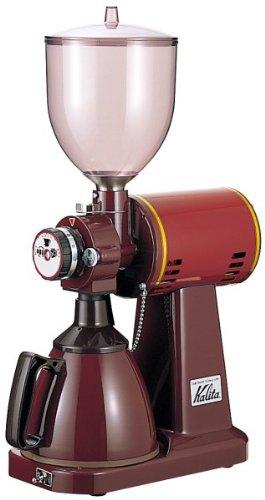 カリタ Kalita 業務用 電動コーヒーミル ハイカットミル タテ型