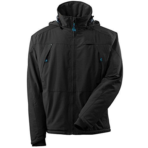 Mascot 17035-411-09-XL Jacket WinterjackemitCLIMascotwasserdicht Größe XL in schwarz