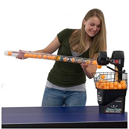 HYYKJ - Raccoglitore di Palline da Ping Pong, raccogli Palline da Ping-Pong, Lunghezza 85 cm, Accessori da Ping Pong, per Tennis, Ping-Pong e Molto Altro