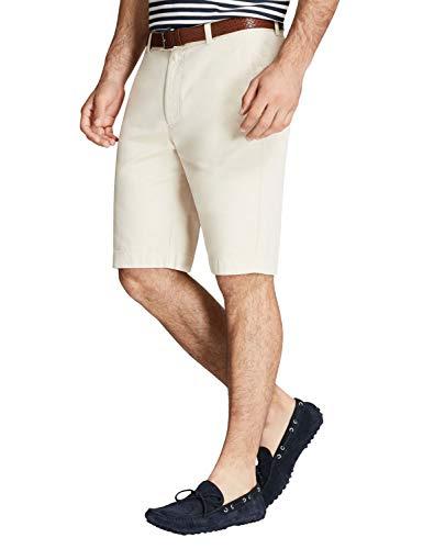 Brooks Brothers Herren 100055111-105 Shorts, Beige (Natural), 26