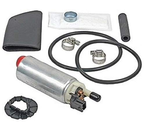 New Premium High Performance Electric Fuel Pump with kit fits 1991-2002 Kodiak Topkick Suburban VAN Blazer Vortec Heavy Duty replaces EP381 E3270 25163473