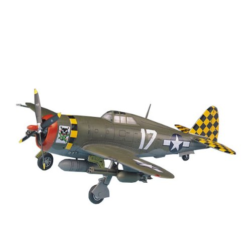 Academy P 47D Thunderbolt Razorback Model