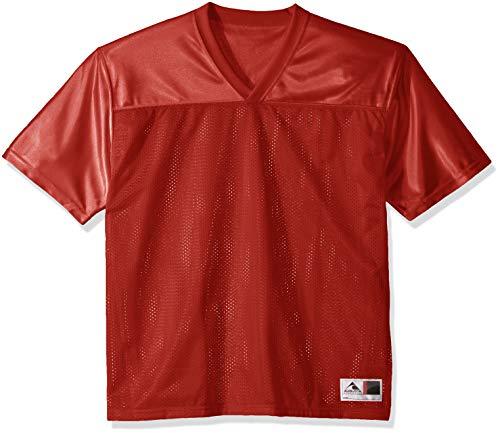 Augusta Sportswear Men's Augusta Stadium Replica Jersey, Red, X-Large