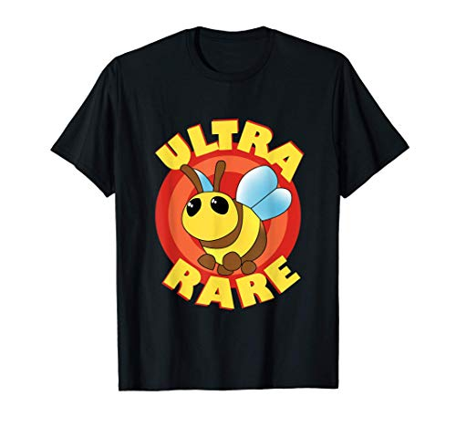 The Ultra Rare Bee Adopt Me Gaming Team Camiseta