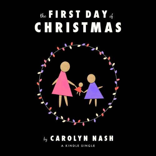 The First Day of Christmas audiobook cover art