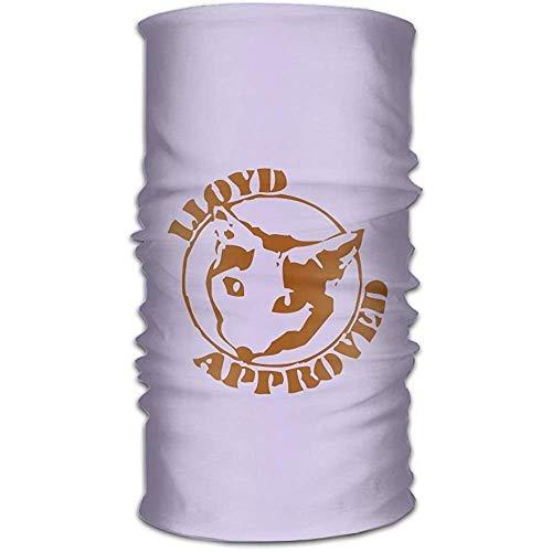 ulxjll Stirnband Lloyd Approved Wrap Mask Kopftuch Schal Outdoor Schweißband Stirnbänder Headwear Bandana