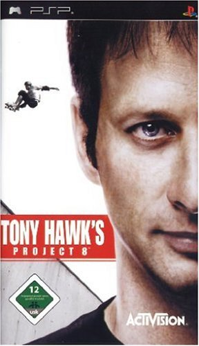 Activision  Tony Hawk's Project 8 PSP system
