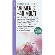 Whole Foods Market, Food-Cultured Women's +40 Multi, 60 ct