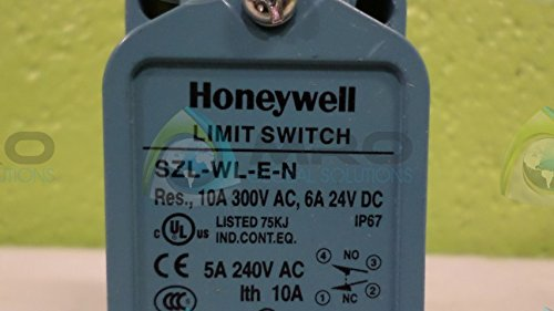 HONEYWELL Max 75% OFF SZL-WL-E-N LIMIT BOX SWITCHNEW IN Super popular specialty store
