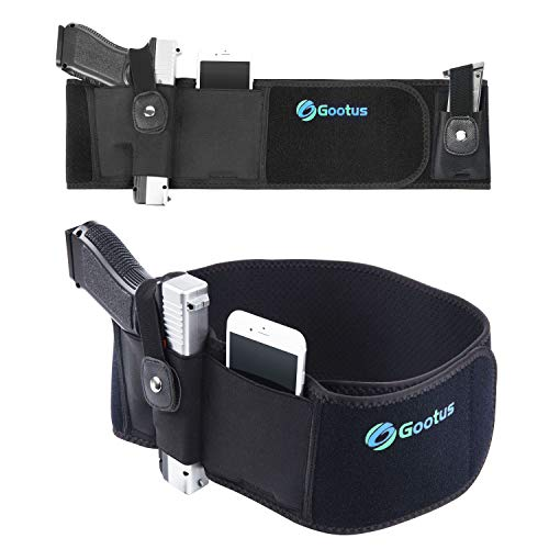 Belly Band Holster for Concealed Carry -...