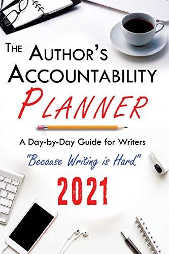 Author's Accountability Planner 2021