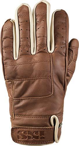 IXS Motorradhandschuhe lang Motorrad Handschuh Classic LD Handschuh Cruiser braun 3XL, Herren, Tourer, Ganzjährig, Leder
