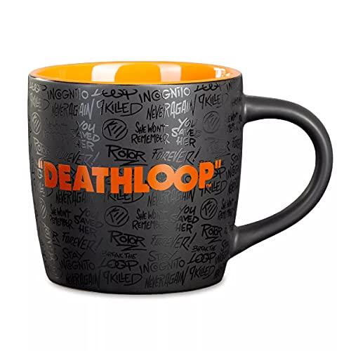 Deathloop Two-Colored Mug