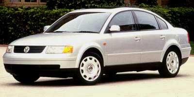 ... 1998 Volkswagen Passat GLS, 4-Door Wagon Automatic Transmission ...