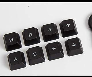 8 مفاتيح Romer-G بإضاءة خلفية من طراز WASD Arrow Gaming Switch لـ Logitech G910 G810 G413 G512 G513 G810 G413 G310 G613 لا...