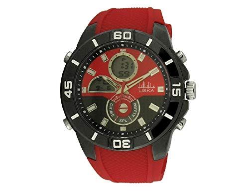 LISKA LW1072-4 Liska LW1072-4 Reloj de Hombre Hombre