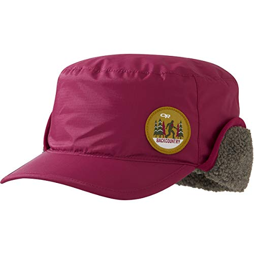 Outdoor Research Cap Wrigley, Unisex, Wrigley Cap, Backcountry-Beet, L-XL